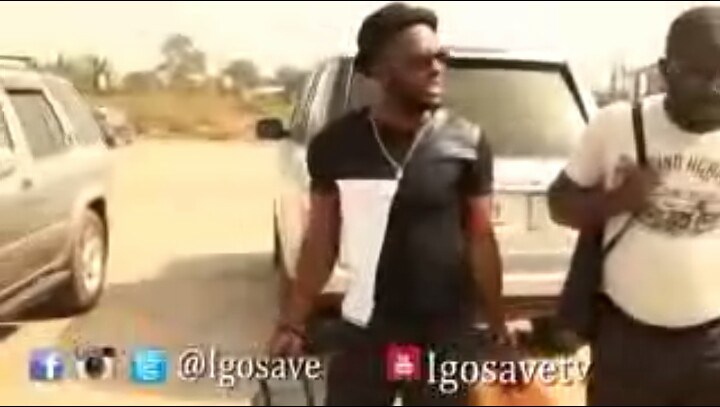 I Go Save Fuel Smugglers